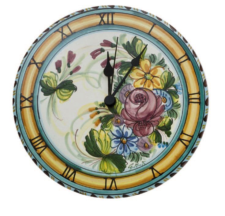 Orologi - Arte Ceramica Castelli
