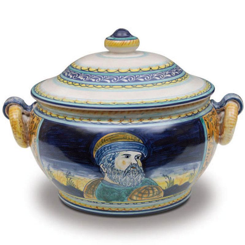 Arteceramica Castelli. Ceramiche di Castelli realizzate e decorate a ...